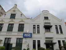 Kota Tua, Τζακάρτα Παλαιά πόλη της Μπαταβίας Στοκ Εικόνες
