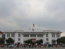 Kota Tua, Djakarta De oude stad van Batavia royalty-vrije stock afbeeldingen