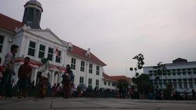 Kota Tua Jakarta Fotografia Stock