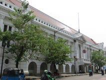 Kota Tua, Jakarta. Batavia old city. Dutch colonial buildings Royalty Free Stock Images