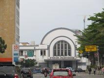 Kota Tua, Jakarta. Batavia old city. Dutch colonial buildings Stock Image