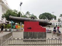Kota Tua, Jakarta. Batavia old city. Royalty Free Stock Photography