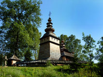 kotan的cerkiew 库存图片