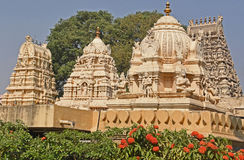 Kote Venkataramana-Tempel in Bangalore Stockbilder