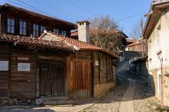 Kotel,保加利亚 免版税库存照片