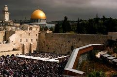 Kotel - Израиль Стоковые Изображения