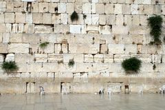 Kotel empty Stock Photography