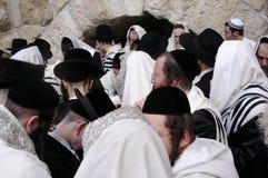 Kotel - Israël Royalty-vrije Stock Afbeelding