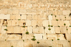 Kotel jerusalén Imágenes de archivo libres de regalías