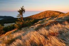 Kotel mountain Stock Images