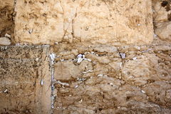 The Kotel in the Old City of Jerusalem Royalty Free Stock Image