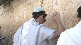 Kotel / Western wall stock video