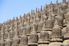 Kothaung Temple, Mrauk U ,Rakhine state ,Myanmar Royalty Free Stock Photos