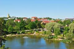 Kotka, Finland Royalty Free Stock Photos