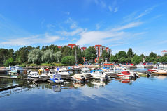 Kotka,  Finland Stock Image