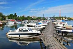 Kotka, Finlandia Obrazy Royalty Free