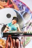 Koto instrument Royalty Free Stock Photos
