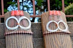 Koto Instruments Royalty Free Stock Photo