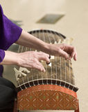 Koto Player Stock Photos