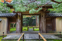 Koto-in Temple in Kyoto Royalty Free Stock Image