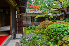Koto-in Temple in Kyoto Royalty Free Stock Photography