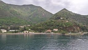 kotor Μαυροβούνιο κόλπων Στοκ εικόνες με δικαίωμα ελεύθερης χρήσης