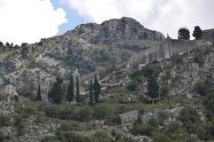 kotor Μαυροβούνιο στοκ φωτογραφία με δικαίωμα ελεύθερης χρήσης