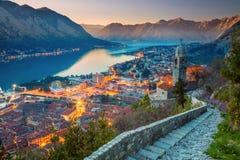 kotor Μαυροβούνιο Στοκ εικόνες με δικαίωμα ελεύθερης χρήσης