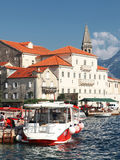 kotor Μαυροβούνιο Στοκ Εικόνες