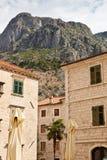 Kotor & montagna Fotografia Stock Libera da Diritti