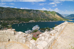 Kotor Bay Stock Photos