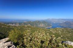 Kotor Bay Montenegro Royalty Free Stock Photos