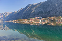 Kotor Bay Montenegro Royalty Free Stock Photo