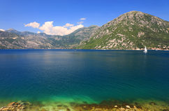 Kotor Bay Royalty Free Stock Photos