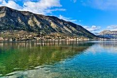 Kotor Bay in Montenegro Stock Photos