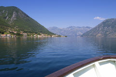Kotor Bay, Montenegro Royalty Free Stock Images