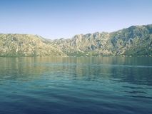Kotor Bay Stock Photography