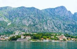 The Kotor bay Royalty Free Stock Photo