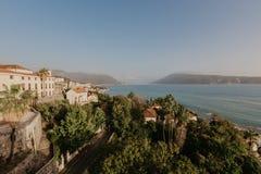 Kotor bay seascape, Montenegro - Image royalty free stock image