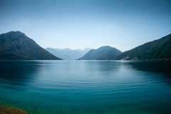Kotor Bay Stock Image