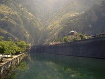Kotor city, Montenegro Stock Images