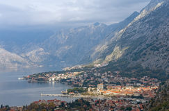 Kotor city, Montenegro Stock Photos