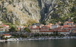 Kotor city. Montenegro Stock Photo