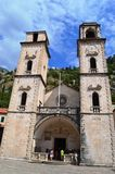 Kotor city. Kotor is the top city to visit in 2016 according to Lonely Planet Royalty Free Stock Photo