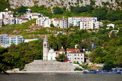 Kotor city view, Montenegro Stock Photography