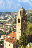 Kotor fortress Stock Photo