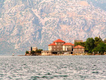 Kotor Gulf Royalty Free Stock Image