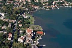 Kotor ist ein Gemander, Montenegro Lizenzfreies Stockbild