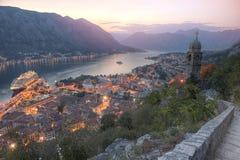 Kotor, Montenegro royalty-vrije stock afbeelding
