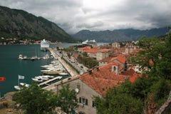 Kotor - Montenegro fotografia de stock royalty free